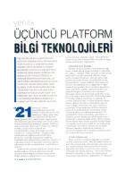 Üçüncü Platform Bilgi Teknolojileri