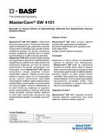 MasterCem® SW 4101