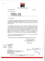 TÜBA-AR - Kafkas Üniversitesi