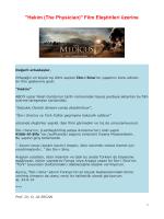 Hekim_The Physician_Film_Elestirileri_Uzerine..