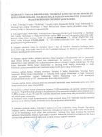 Banka Promosyon Şartnamesi - Tekirdağ Sağlık Müdürlüğü
