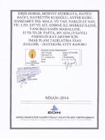 Edirne-Merkez Yancıkçı Şahin Mah. Pafta:E17D-7D