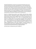 rumende biyohidrojenizasyon- mart 2013
