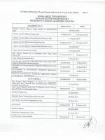 2014-2015 eğitim öğretim yılı akademik takvimi