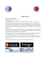 MOBİLYA UR-GE - Ankara Sanayi Odası