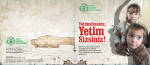 yetim brosuru TR - Darul Eytam Vakfı