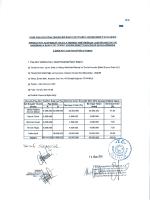 Pay Alım Teklifi Bilgi Formu(SPK Onaylı )