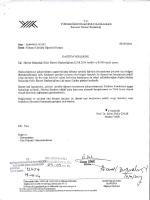 TC. W YÜKSEKÖĞRETİM KURULU BAŞKANLIĞI Personel Dairesi
