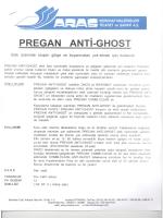 PREGAN ANTi-GHosT - Aras Serigrafi 0