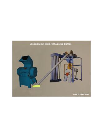 Bakır Kırma Eleme Sistemi Dökümanları