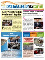 Tarim_Bulteni_04 - Kastamonu İl Gıda Tarım ve Hayvancılık