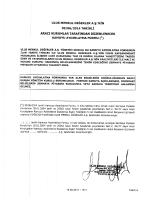 Ulusmenkul Degerler A.S. 30/06/2014 Tarihli Araci Kurumlar