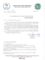 25-28 Aralık 2014 Afyonkarahisar aday hakem kursu