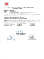 YK Kararı - TP Petrol Dağıtım A.Ş.