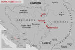 2001 tarihli Balkanlar Haritası