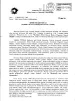 T.0 .2 KIRIKKALE VALİLİ Bilim, Sanayi ve Teknoloji İl Müdürlüğü