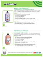 NOVA CTP VİOLET PLATE CLEANER Kalıp Kimyasalları