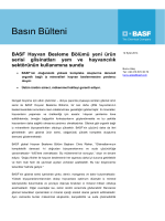 İndir - BASF.com