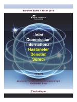 Joint Commission International Hastaneler Denetim Süreci
