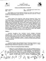 eylül - Çevre ve Şehircilik Bakanlığı