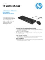 PSG Accessories 2013 Datasheet New Font