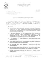 okul aşı uygulamaları yazısı - Afyonkarahisar Halk Sağlığı Müdürlüğü