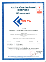 Kalite Yönetim Sertifikası