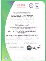 ohsas 18001 - PERSA Poliüretan ve Koltuk Sistemleri