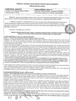 Karar Tarihi - Türkgücü OSB