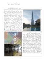 Dubai Arab Health 2014 den İzlenimler makalesini okumak için