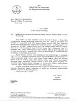 2014/3 üncü Üç Aylık Yurtiçi Burs Ücreti