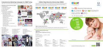 Comprehensive Marketing Campaigns for CBME Turkey