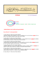 İSTİDAD - Nur Dersi