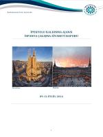 İspanya Çalışma Ziyareti Sonuç Raporu