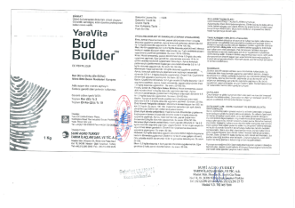 Bud Builder - Sumi Agro Turkey