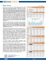 Piyasa Yorumu - Halk Yatırım