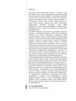 Patoloji Metod Birliği - TC Gıda Tarım ve Hayvancılık Bakanlığı