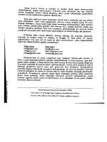 Yazı (2 sayfa)