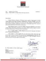 TUBA-GEBIP ve TUBA-TECEP,2015 Başavuruları Hakkında
