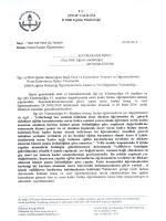 Duyuru - Sinop İl Milli Eğitim Müdürlüğü