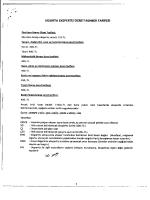 2013 yılı Sigorta Ekspertiz Ücreti Rehber Tarifesi