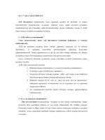 Vaka Araştırması - İstanbul İl Sağlık Müdürlüğü