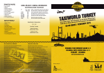 Online Broşür - Taxiworld Turkey