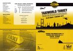 Online Broşür - Taxiworld Turkey