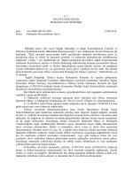 Muhasebe Hizmetlerinin Devri - Türkiye Kamu Hastaneleri Kurumu