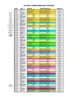 2015 mart dönemi smmm kurs programı