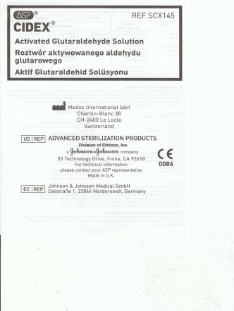 cidex kul.kılavuzu