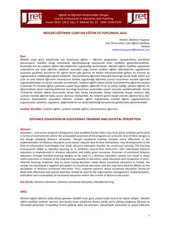 01. Taşpınar - Eğitim ve Öğretim Araştırmaları Dergisi