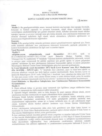 aniz_yan_tebligi_2014 - Konya İl Gıda Tarım ve Hayvancılık