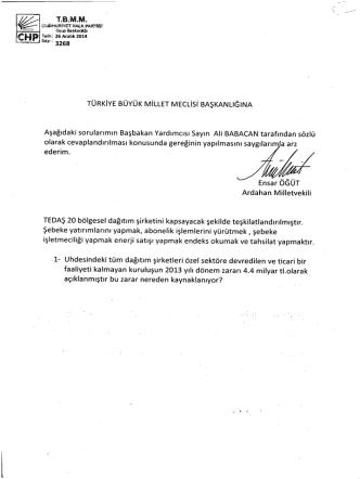 äHP - Türkiye Büyük Millet Meclisi